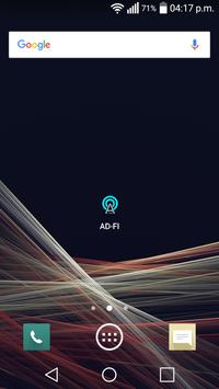 AD-FI poster