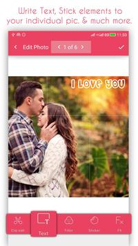 Love Video Maker apk screenshot