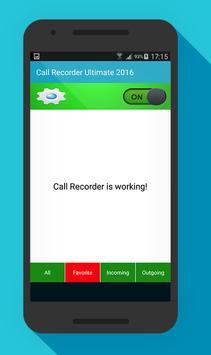 Advanced Auto Call Recorder apk screenshot