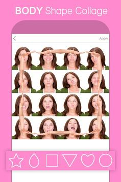 Body Shape Collage Maker apk screenshot