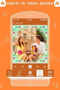 Photo Video Maker With Music : Slideshow Maker screenshot 4