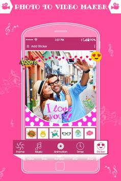 Photo Video Maker With Music : Slideshow Maker screenshot 5