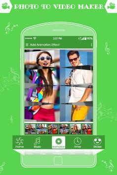 Photo Video Maker With Music : Slideshow Maker screenshot 3