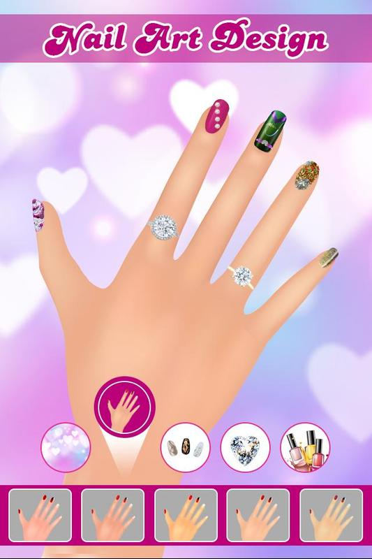 Nail Art Salon Game : Manicure Spa for Android - APK Download