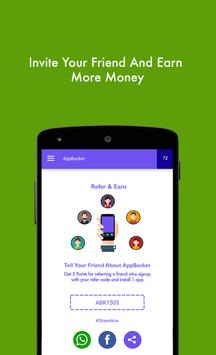 Free Mobile Recharge-Appbucket apk screenshot