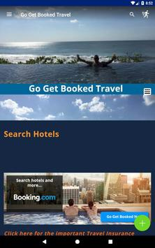 Go Get Booked Travel screenshot 2