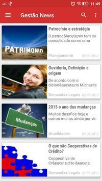 Gestão News 2.0 screenshot 1