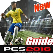 Guide Of: PES 2016 icon