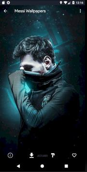 android 用の lionel messi wallpapers 4k full hd apk を