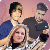 Justin Bieber song Ringtone + Selfie + wallpaper icon