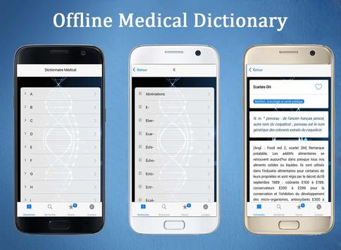 Offline Medical Dictionary poster