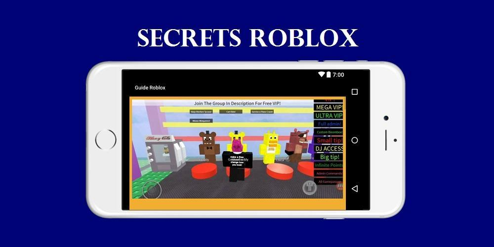 Guide Roblox For Android Apk Download