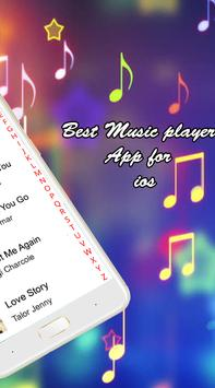 X Music Player for iOS 2018 - Phone X Music Style screenshot 1