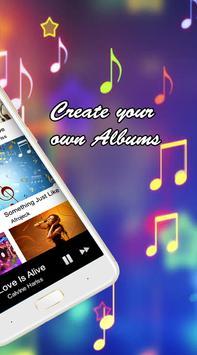X Music Player for iOS 2018 - Phone X Music Style screenshot 5