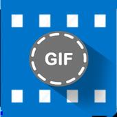 ViD2GiF - Video To Gif Converter hd icon