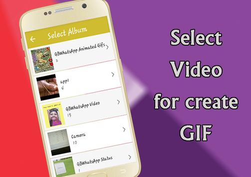 ViD2GiF - Video To Gif Converter hd screenshot 2