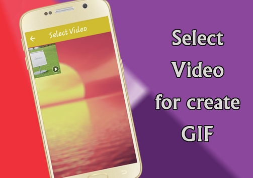 ViD2GiF - Video To Gif Converter hd screenshot 3