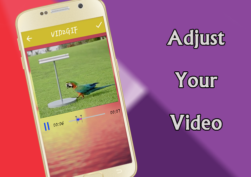 ViD2GiF - Video To Gif Converter hd screenshot 4