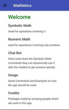 Mathletics poster