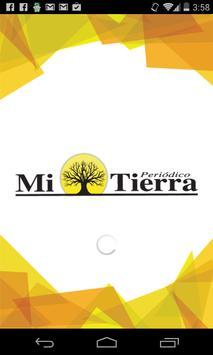 Periódico Mi Tierra poster