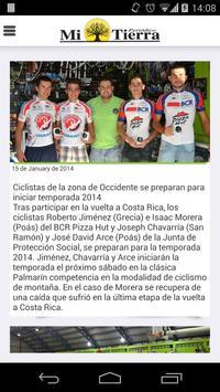 Periódico Mi Tierra apk screenshot
