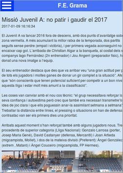 Fundació Esportiva Grama apk screenshot