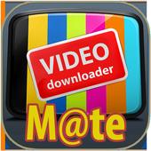 TubeMt Video Downloader for FB icon