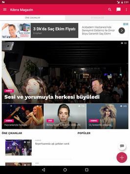 Kıbrıs Magazin screenshot 2