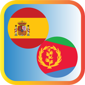 Spanish-Tigrigna Dictionary App For Free Use icon