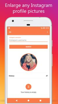 Insta Profile Pic Zoom & Saver - instadp Free! for Android - APK