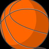 Realistic basketball 2k16 icon
