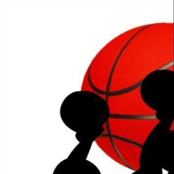 Realistic basketball 2k16 poster