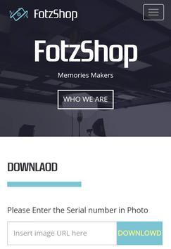 FotzShop screenshot 1