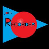 Joe's Recorder (Audio) icon