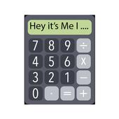 Texting Calculator icon