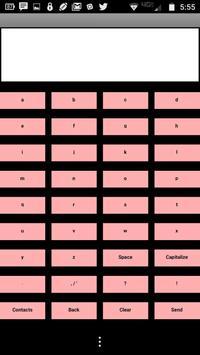 Texting Calculator apk screenshot