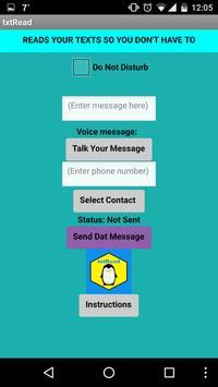 txtRead (Read My SMS) screenshot 5