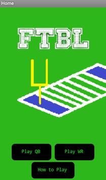 FTBL - Football Game poster
