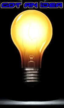 Got An Idea Lightbulb screenshot 2