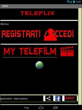 Teleflix apk screenshot