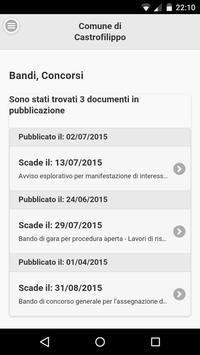 Castrofilippo - Informa Comune apk screenshot