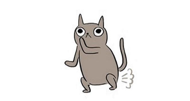 Cat Fart Soundboard poster