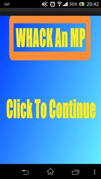 Whack An MP apk screenshot