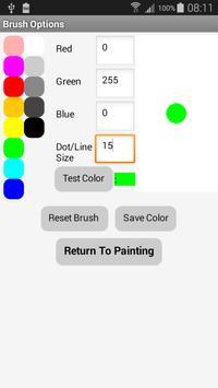 Simple Paint Canvas screenshot 2