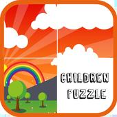 Children Puzzle & Jigsaws icon