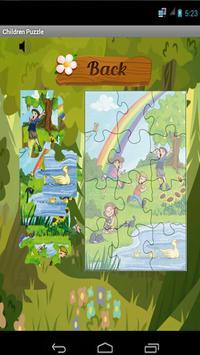 Children Puzzle & Jigsaws apk screenshot
