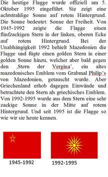 Flaggen Europas poster