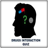 Drugs Interaction Quiz icon