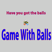 A Skill Game With Balls lite icon