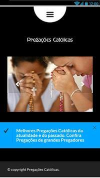 Pregações Católicas poster
